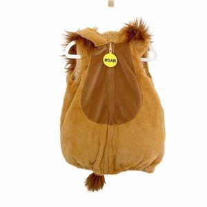 Going Wild Lion Costume Size 18-24 Months